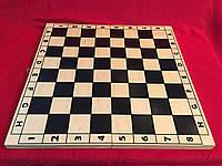 Шахматная доска деревянная складная 52 см Украина, фото 1