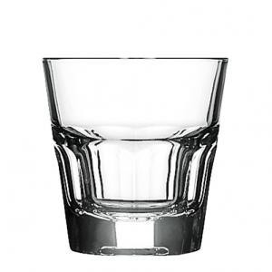 Низкий стеклянный стакан 140 мл для напитков Marocco UniGlass