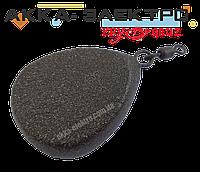 Груз карповый Плоский 110г (10 шт)