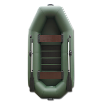 Надувная гребная лодка Cayman C300LS, фото 1