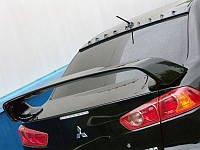 Спойлер на крышу Mitsubishi Lancer X (Evo.Style)