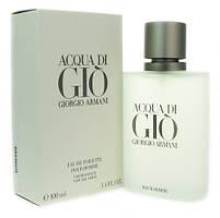 Туалетная вода мужская GIORGIO ARMANI Acqua Di Gio 100 мл
