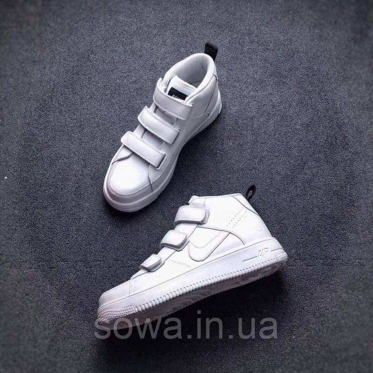 "✔️ Кроссовки Nike Air Force 1 Classic ""White"""