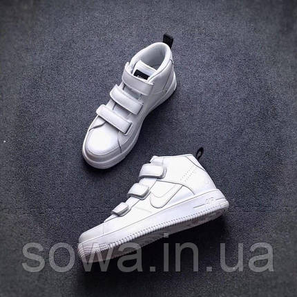 "✔️ Кроссовки Nike Air Force 1 Classic ""White"" , фото 2"