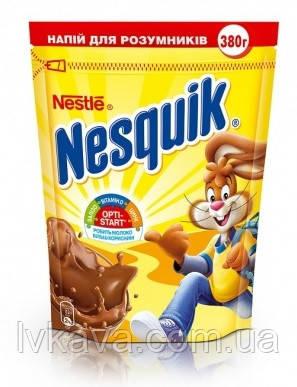 Какао напиток  Nesquik Opti-start, 380 гр