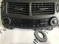 Блок управления климатом рестайлинг Mercedes e-class w211
