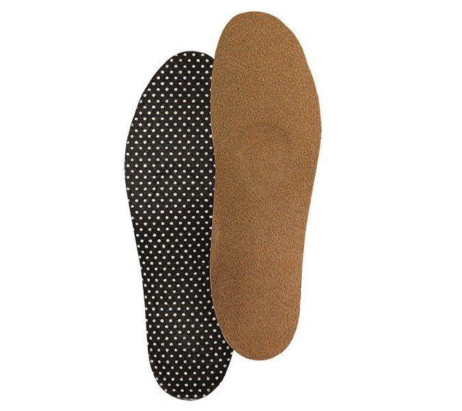 Стельки ортопедические для модельной обуви (флис) СТ-129, 35