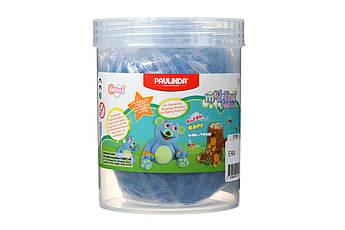 Масса для лепки Paulinda Modeling foam Ведро 800мл (синий) PL-072559