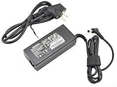 Блок питания для ноутбука Toshiba 19V 3.42A 65W 5.5x2.5 + сетевой кабель