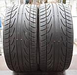 Літні шини б/у 245/40 R17 Falken, пара, 4-5 мм, фото 5