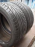 Літні шини б/у 245/40 R17 Falken, пара, 4-5 мм, фото 2