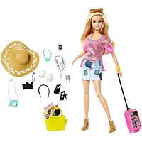 Barbie Барби путешествие розовый паспорт Pink Passport Travel, фото 1