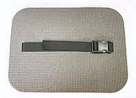 Сидушка двуслойная толщиной 12 мм на резинке 38 х 29 см