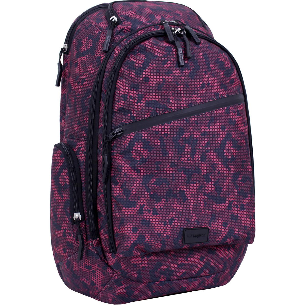 Украина Рюкзак для ноутбука Bagland Tibo 23 л. 466 (00190664)