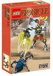 """Конструктор Bionicle 706-2 """"Страж камня"""", 64 деталей"""