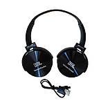 Беспроводные Bluetooth наушники JBL 450BT Harman WIRELESS Black 450 BT блютуз качественный звук реплика, фото 2