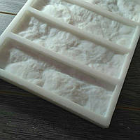 силиконовая форма для литья плитки