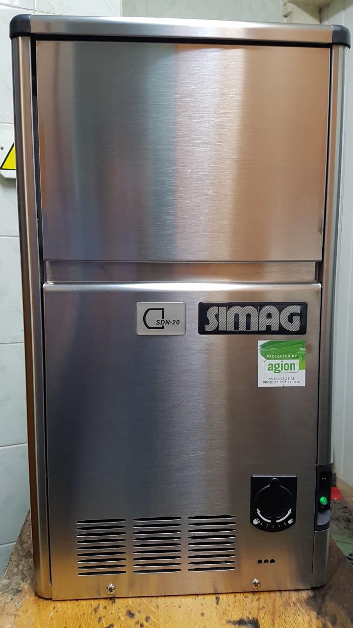 Льдогенератор Simag SDN 20 бу (пальчиковый лёд) Б/у в прекрасном состоянии!