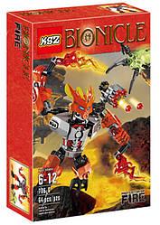 """Конструктор Bionicle 706-6 """"Страж огня"""", 64 деталей"""