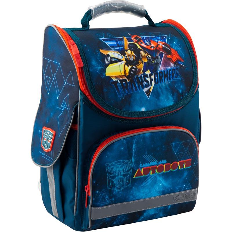 2509a4ac3751 Рюкзак школьный каркасный Kite Education Transformers Трансформеры  (TF19-501S-1)