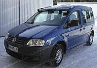 Козырек лобового стекла для Volkswagen Caddy (2004+) Спойлер солнцезащитный Фольксваген Кадди, фото 1