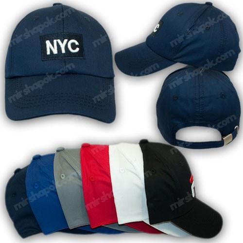 Бейсболка c лого NYC, р. 55