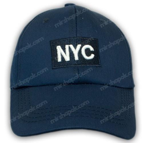 Бейсболка c лого NYC