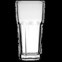Стакан высокий 280 мл стеклянный для воды, сока, молока, напитков Marocco UniGlass