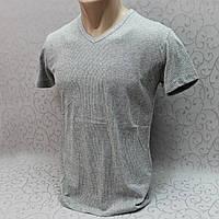 Футболка мужская/ молодежная, Турция. Модная молодежная футболка из коттона. , фото 1