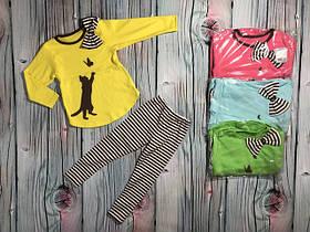 Дитячі костюми з интерлока