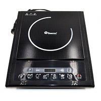 Индукционная плита Wimpex WX-1323 2000W Таймер, многофункциональная