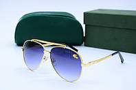Солнцезащитные очки La 452 золото серые