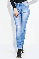 Джинсы женские легкие AG-0006314 Светло-синий