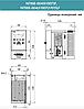 Перетворювач частоти на 0.4 кВт HYUNDAI - N700E-004SF - Вхідна напруга: 1-ф 220V, фото 4