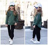 Детский спортивный модный костюм , фото 7