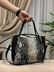 Женская сумка с декором в разных моделях. ИТ-17-0319