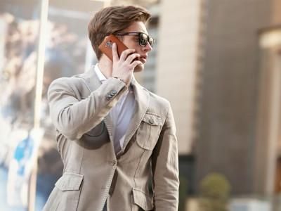 У LG G4 дійсно буде шкіряна задня кришка