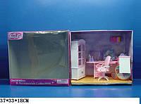 "Мебель ""Gloria"" 24018GB для офиса,комп,письм стол,стул,полка,шкаф"