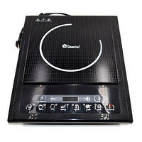 Индукционная плита Domotec MS-5831 2000W Таймер, многофункциональная