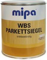 Лак п/гл для паркета MIPA WBS Parketsiegel, 1л