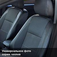 Чехлы салона Mitsubishi Outlander c 2012 г, /Светлый