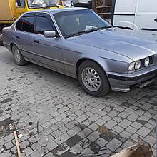 Дефлекторы окон (ветровики) BMW 7 seria 1994-2001 (Е38) 4D 4шт(HIC)