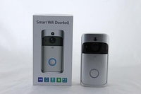 Домофон SMART DOORBELL wifi CAD M6 1080p