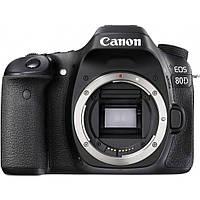 Цифровой фотоаппарат Canon EOS 80D Body WiFi (1263C031)