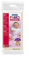 438029 Полимерная глина FIMO Puppen ,1 блок500гр,розовый фарфор,для кукол