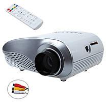 Проектор портативный мультимедийный UKC RD802 White, фото 2
