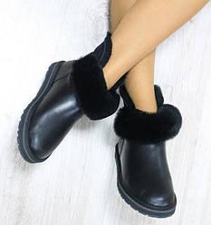 Кожаные ботинки, кроссовки, угги ЗИМА