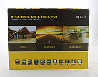 Регистратор видеонаблюдения  DVR CAD 1216 AHD 16ch, фото 1