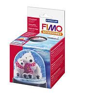 42862905 FIMO Snow globe round, 9075mm, STAEDTLER