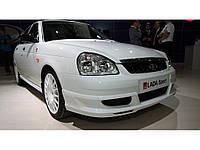 Накладка на передний бампер ВАЗ 2170 Приора Спорт